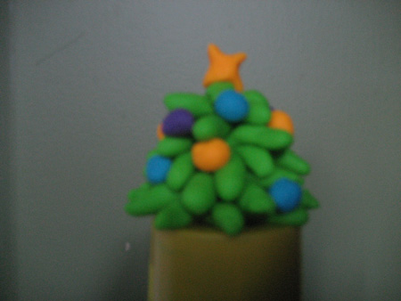 Play-Doh Tree