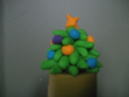Play-Doh Tree